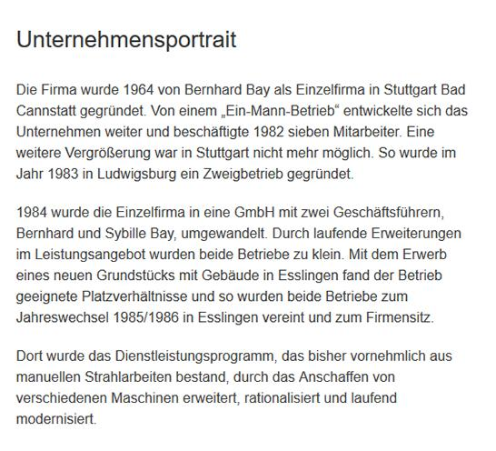 Sandstrahlen in 76596 Forbach, Weisenbach, Enzklösterle, Gernsbach, Loffenau, Seewald, Bühlertal oder Baden-Baden, Simmersfeld, Bad Herrenalb