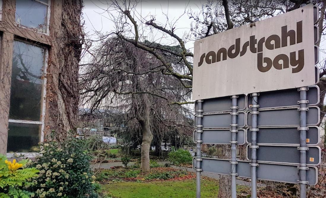Strahlarbeiten aus  Graben - Klosterlechfeld, Lagerlechfeld Nord und Untermeitingen